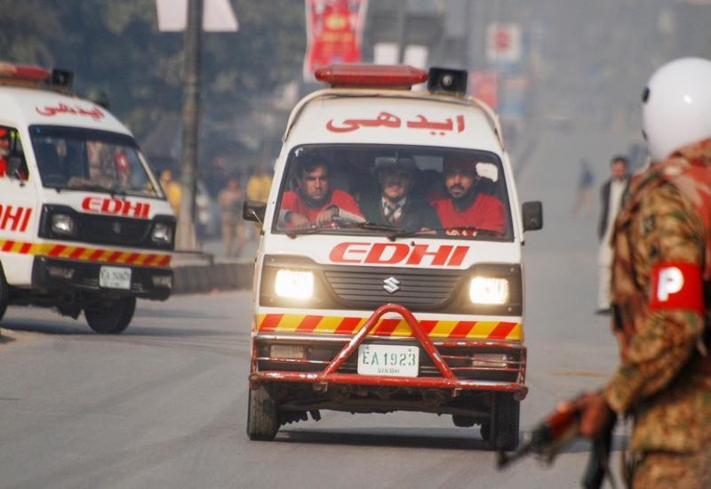 В результате взрыва в Афганистане погиб 21 человек