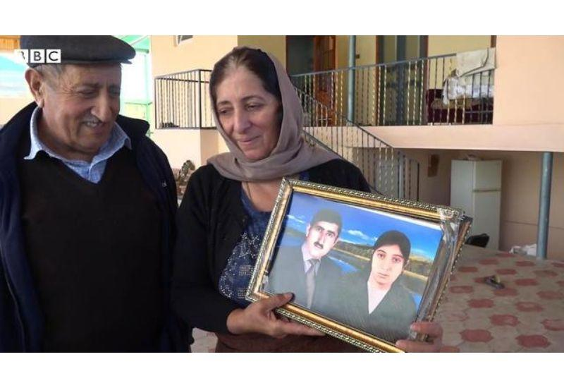 Азербайджанские беженцы из Кельбаджара возвращаются домой