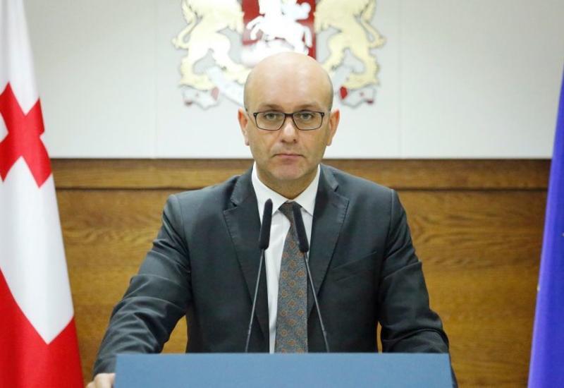 Министр финансов Грузии заразился коронавирусом