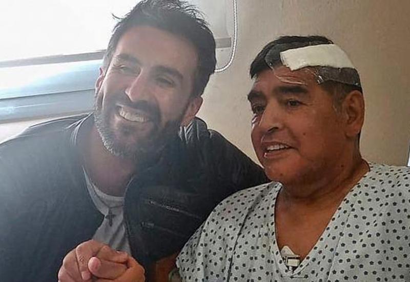 В отношении врача Марадоны выдвинули обвинения