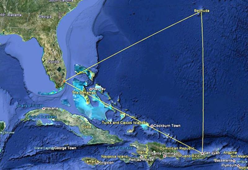 Ученые раскрыли одну из тайн Бермудского треугольника