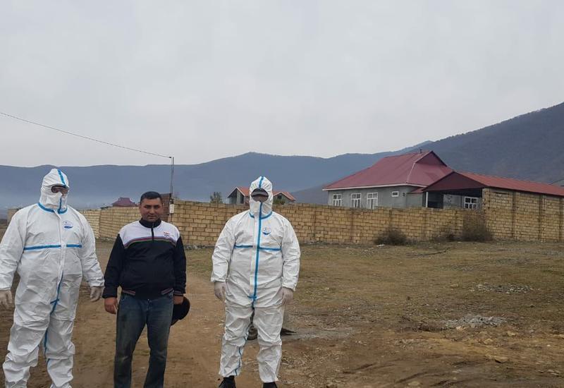В Азербайджане задержан больной коронавирусом, нарушивший правила карантинного режима