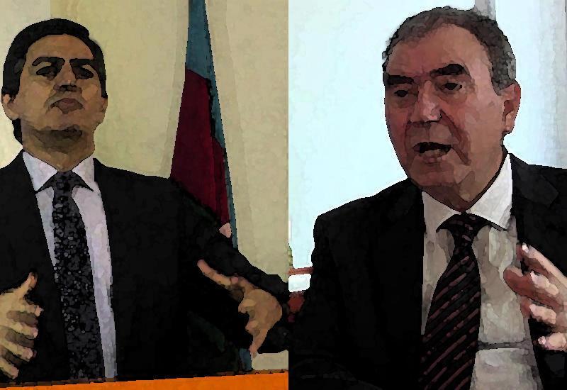 Джамиль Гасанли и Али Керимли пытаются примазаться к нашей победе