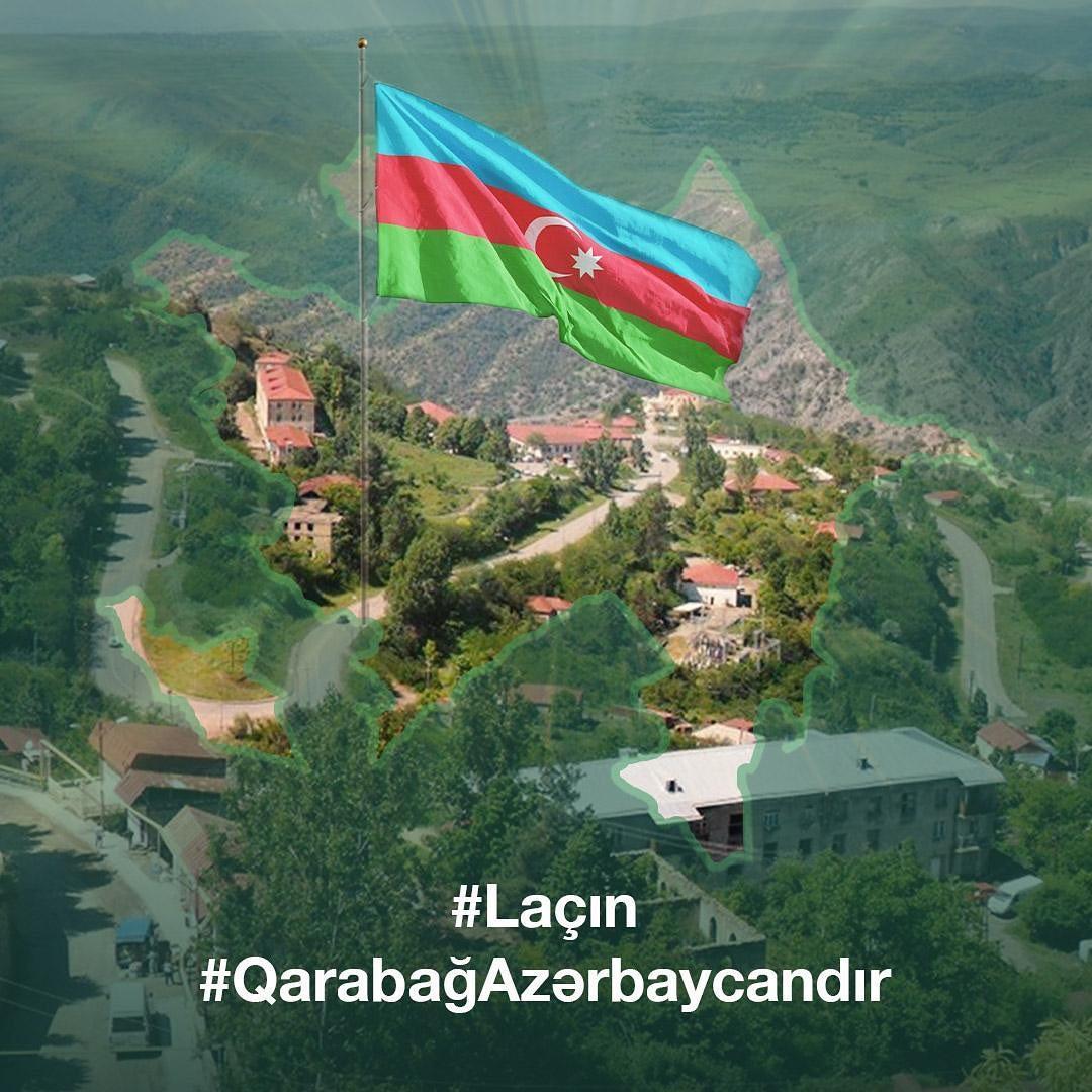 Первый вице-президент Мехрибан Алиева поздравила азербайджанский народ с освобождением Лачинского района от оккупации