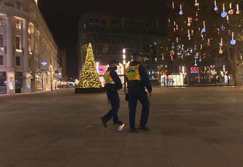 Будапешт в ночные часы превратился в город-призрак