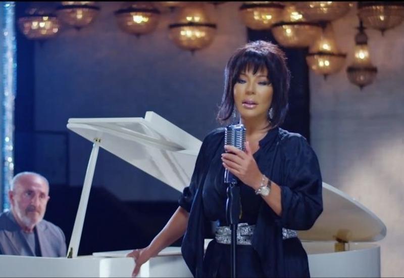 Акиф Исламзаде и Бриллиант Дадашова представили хит 35-летней давности