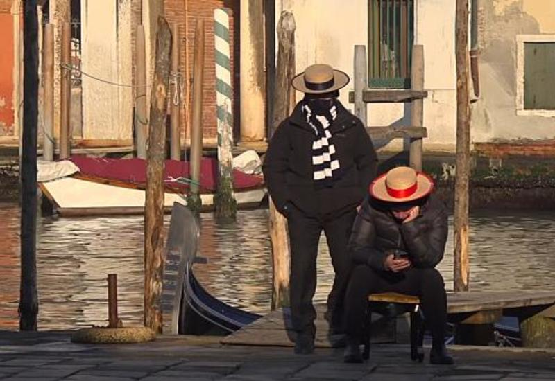 Венеция осталась без туристов