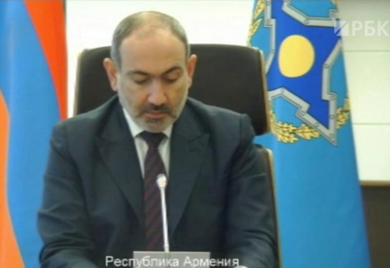 Пашиняна заставили участвовать в саммите ОДКБ против воли?