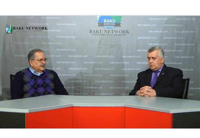 Попытки дестабилизировать ситуацию в Карабахе недопустимы