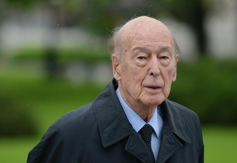 Скончался экс-президент Франции