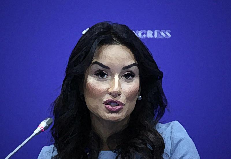 Армянке Канделаки: лучше бы ты останавливала своих, когда они убивали азербайджанских женщин и детей
