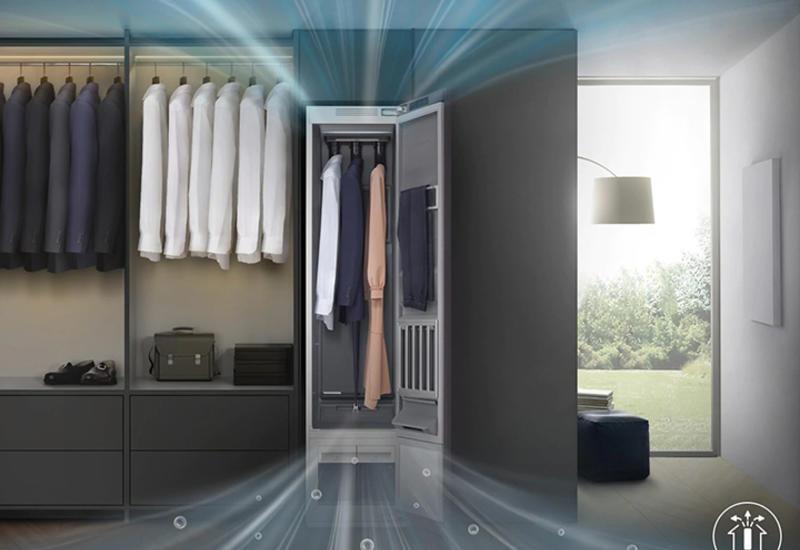 AirDresser от Samsung – новая эра ухода за гардеробом