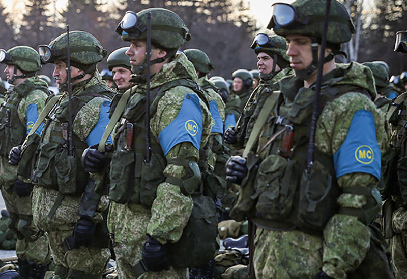 МИД России о деятельности миротворцев в Карабахе