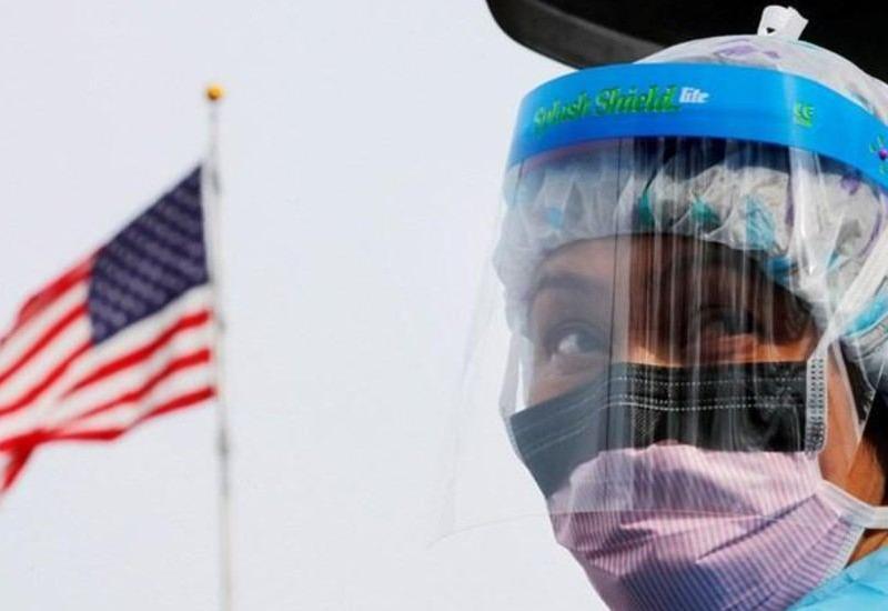 В США за сутки выявили более 46 тысяч случаев COVID-19