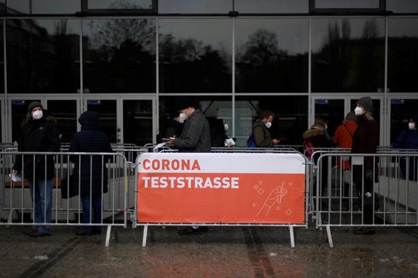 В Австрии стартовало массовое COVID-тестирование