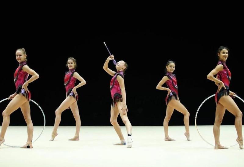 Азербайджанские гимнастки выступят на Кубке мира в Софии