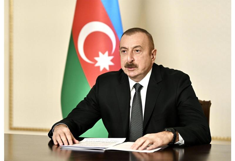 Президент Ильхам Алиев: Выполнение резолюций Совета Безопасности ООН путем применения силы было неизбежным