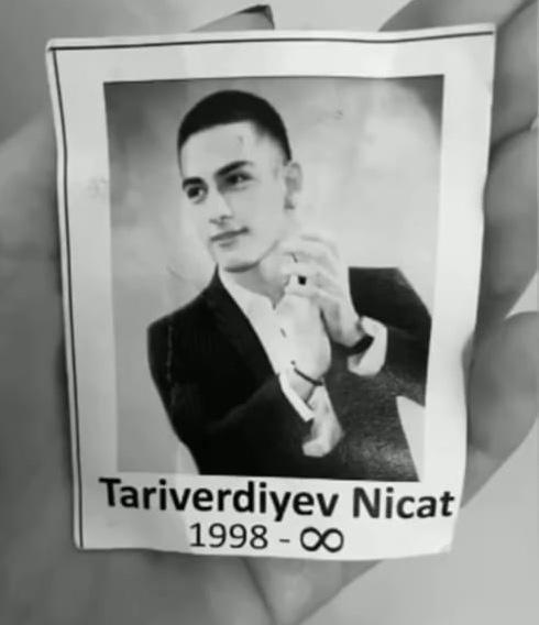Ваш сын стал героем - мать шехида Ниджата Тарвердиева