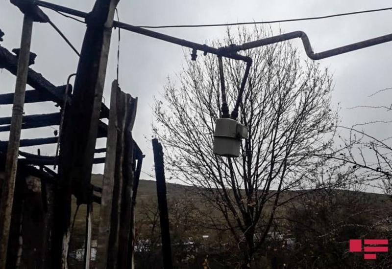 В одном из домов в Самухском районе взорвался газ