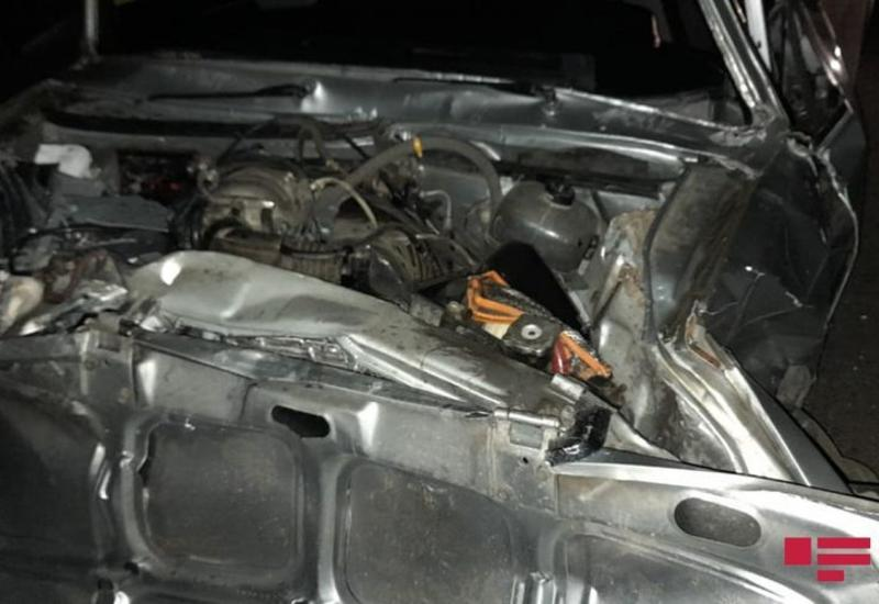 В Дашкесане перевернулся автомобиль, есть погибший