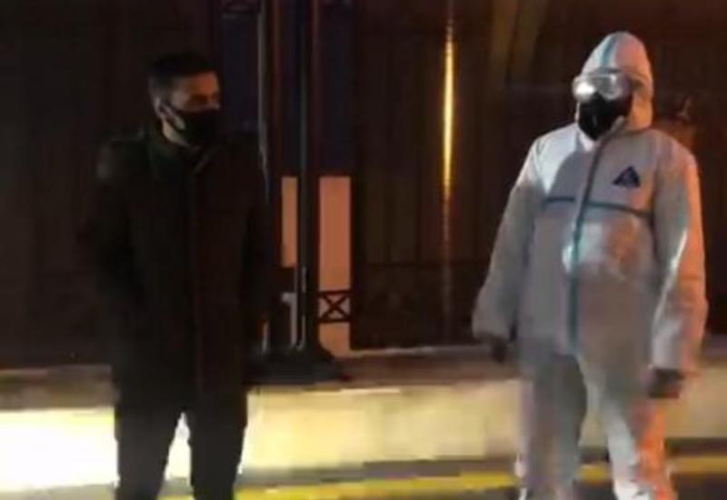 Bakıda 24 yaşlı koronavirus xəstəsi barəsində cinayət işi başlanıb