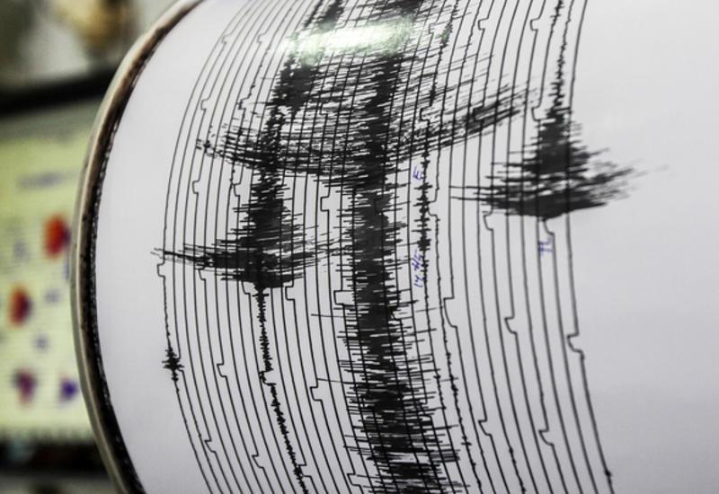 В районе Антальи произошло землетрясение