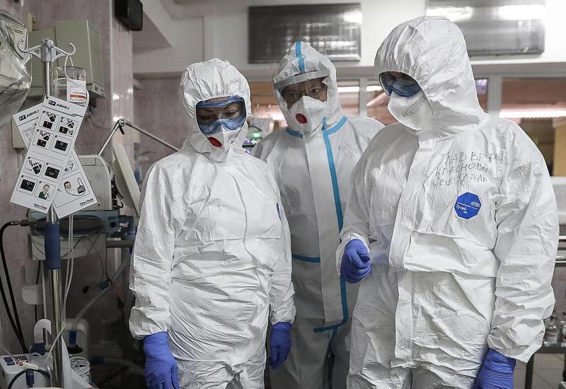 Число заразившихся коронавирусом в России возросло за сутки на 28 782