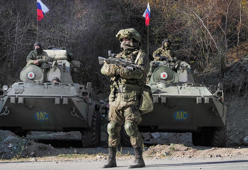 Российские миротворцы разминировали почти 50 га территории в Карабахе