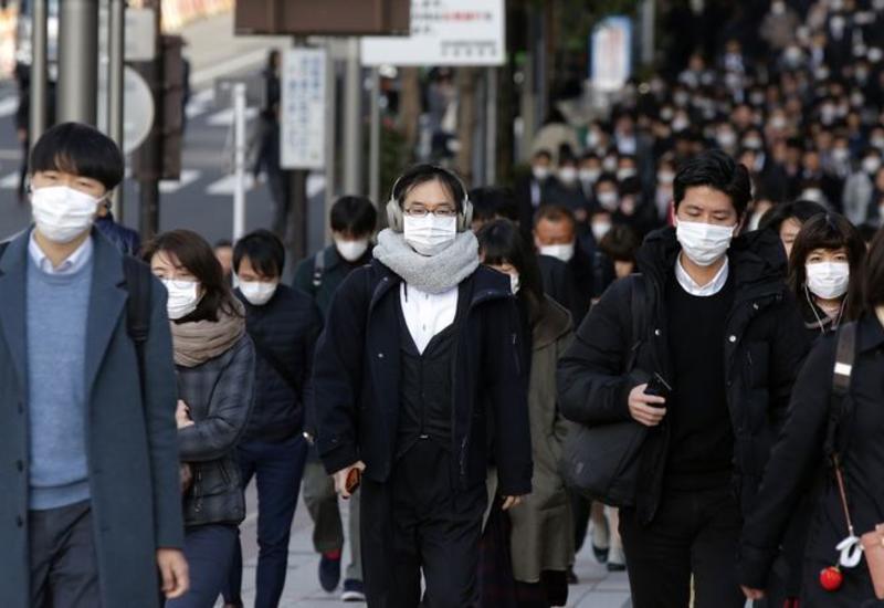 Токио обновил антирекорд по числу случаев коронавируса за сутки