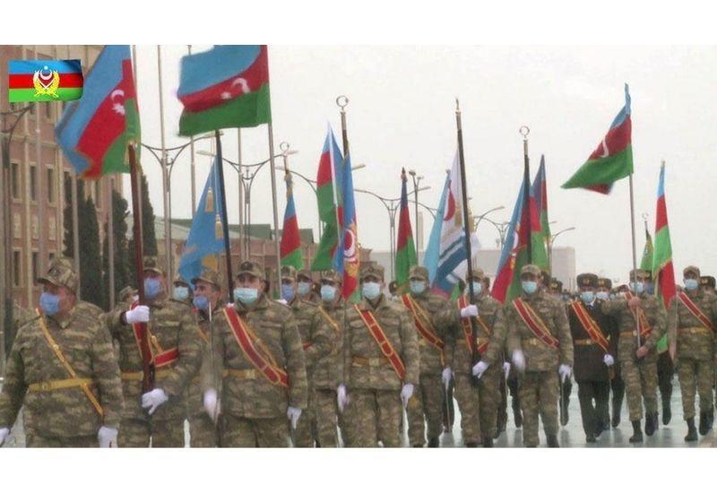 Названа дата проведения военного парада в Баку