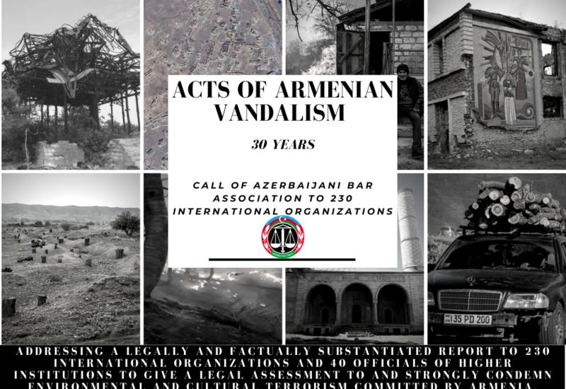 Азербайджанские адвокаты обратились в сотни международных организаций