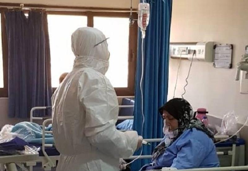 За последние сутки в Иране от коронавируса умерли 294 человека