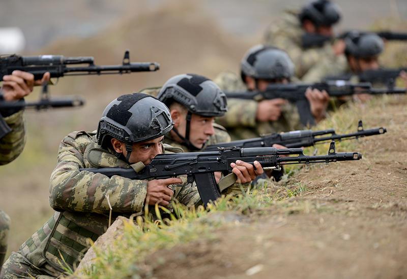 Азербайджанская армия пресекает провокации ВС Армении в Кельбаджарском направлении