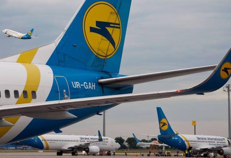 Авиакомпания МАУ весной возобновит полеты из Украины в Азербайджан