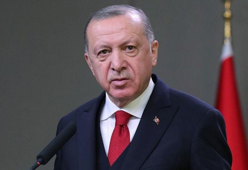 Эрдоган зарегистрировался в Telegram