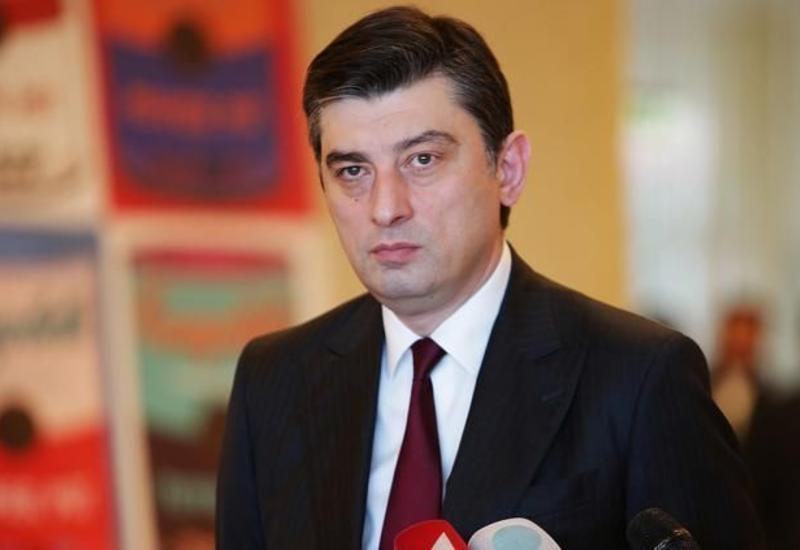 Георгий Гахария останется на посту премьера Грузии