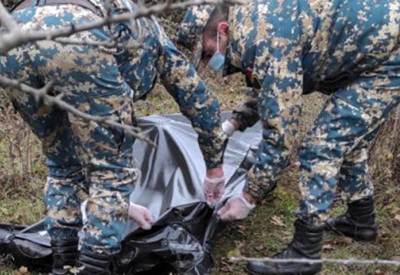 Прятавшиеся в лесах Карабаха армянские солдаты умерли от голода