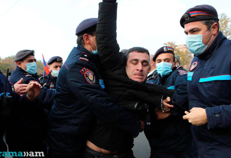 В Армении нарастают акции протеста