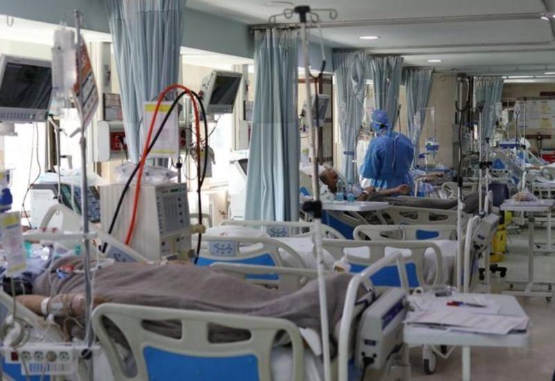 В Иране за сутки от коронавируса умерли 134 человека