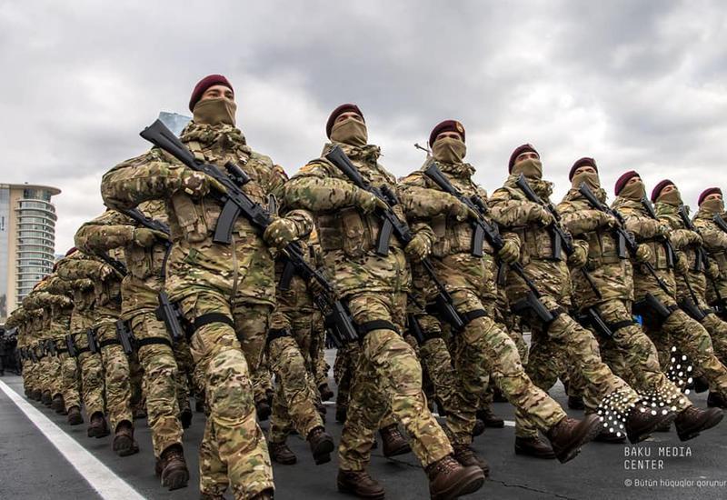 Начался прием документов желающих пройти сверхсрочную военную службу