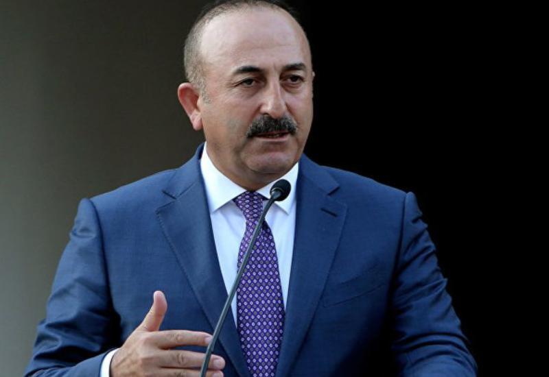 Мевлют Чавушоглу обсудил в Брюсселе Карабах