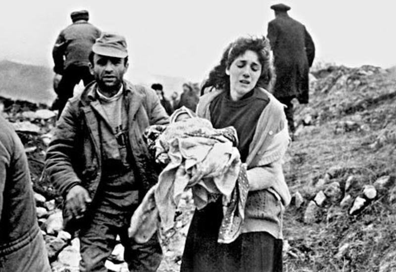 Международная ассоциация «АзИз» провела мероприятие, посвященное 29-й годовщине Ходжалинского геноцида