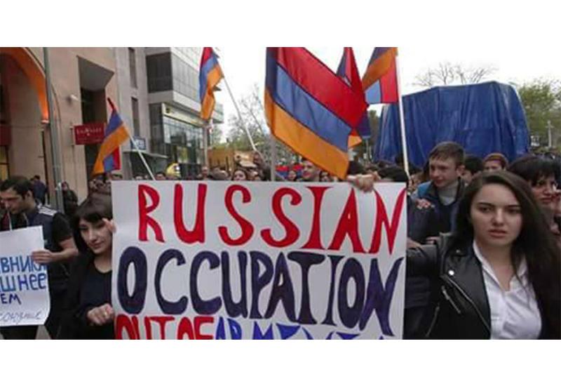 В Армении призвали изгнать российских военных из страны