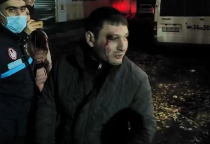 В Ереване подрались сторонники и противники Пашиняна