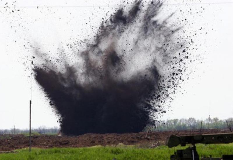 Азербайджанский военнослужащий погиб, подорвавшись на мине