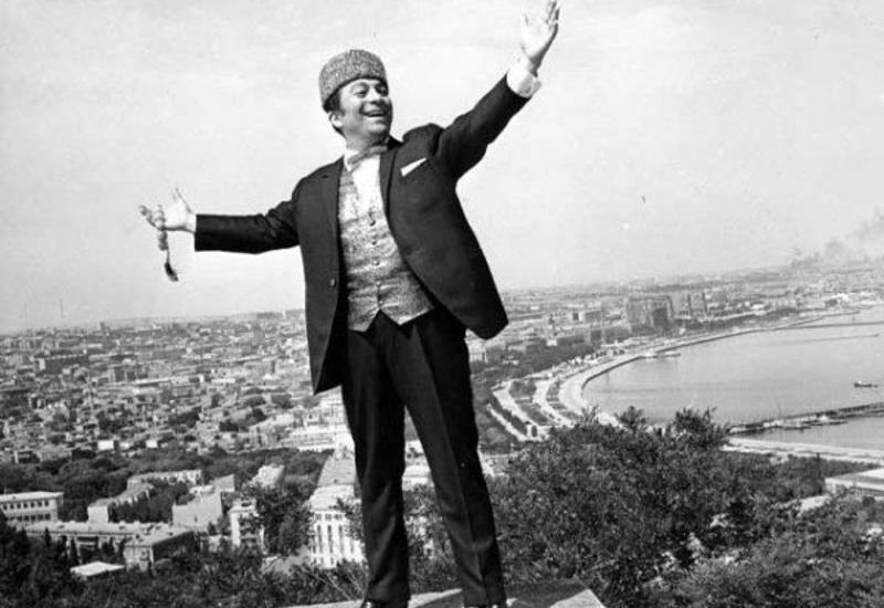 105 лет со дня рождения выдающегося Рашида Бейбутова