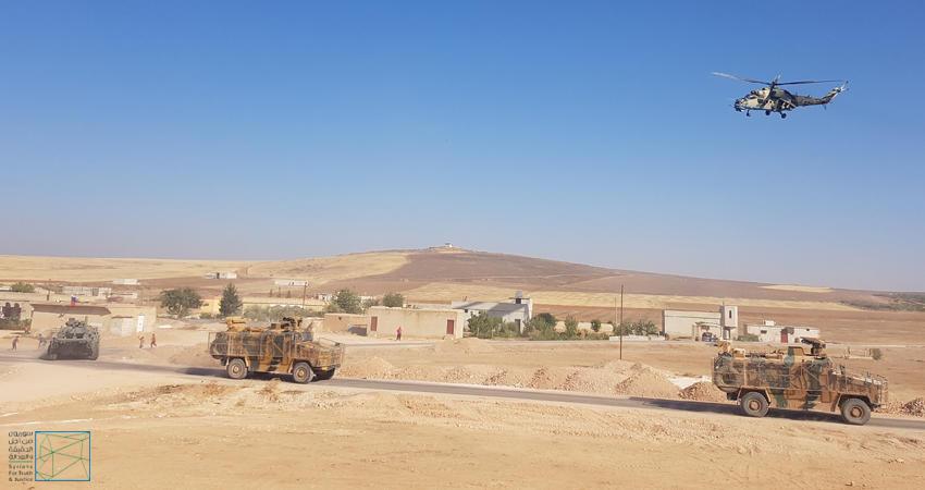 """Сирийская организация """"STJ"""" заявила о том что российские войска обманом перебрасывали сирийцев воевать за армян в Карабахе"""