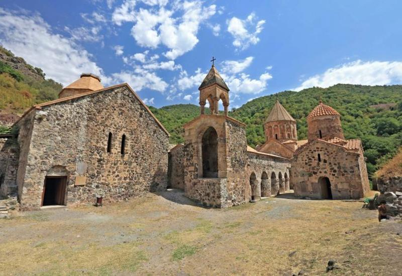 Монастырский комплекс Худавенг разграблен