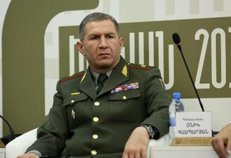 Начальник Генштаба Армении отказался выполнять приказ Пашиняна