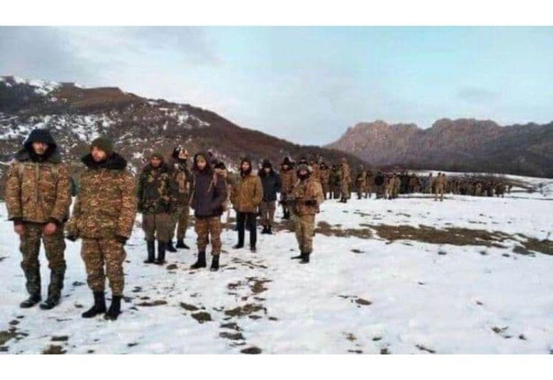 Армения бросила своих боевиков, сдавшихся в плен в Карабахе